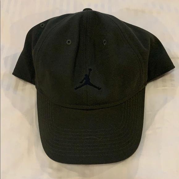 Air Jordan dark Green dad hat 39552d23668